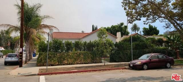 758 N Cherokee Ave, Los Angeles, CA 90038 (#21-787666) :: The Parsons Team