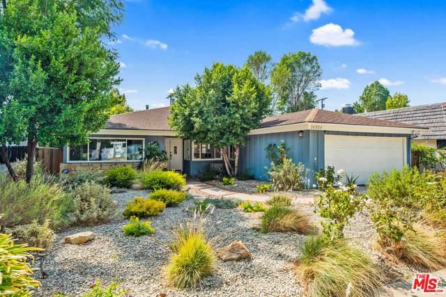 14004 Margate St, Sherman Oaks, CA 91401 (#21-787678) :: The Grillo Group