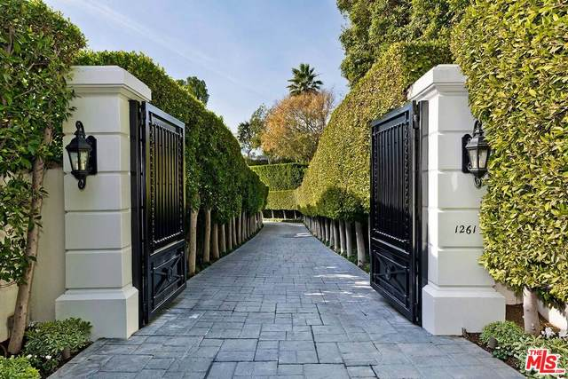 1261 Tower Grove Dr, Beverly Hills, CA 90210 (#21-787708) :: The Grillo Group