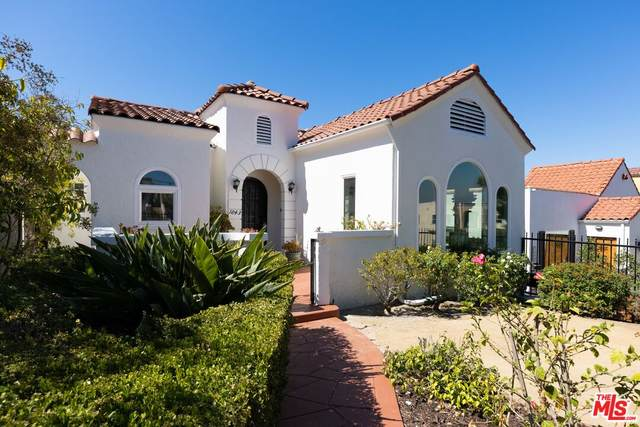 1843 S Highland Ave, Los Angeles, CA 90019 (#21-787730) :: The Pratt Group