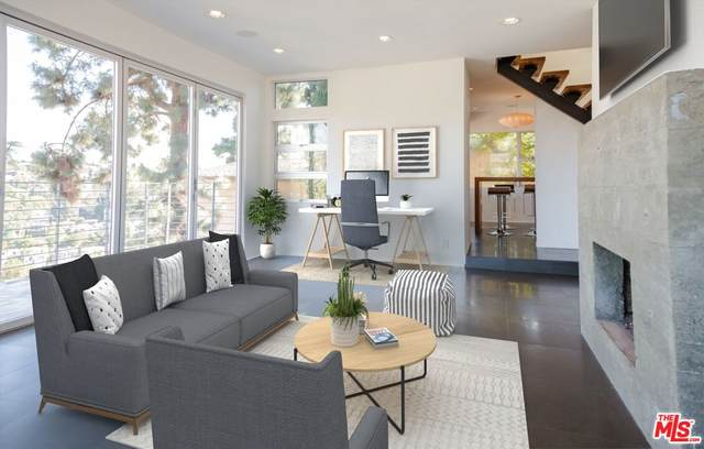 2384 Lyric Ave, Los Angeles, CA 90027 (#21-787750) :: Compass