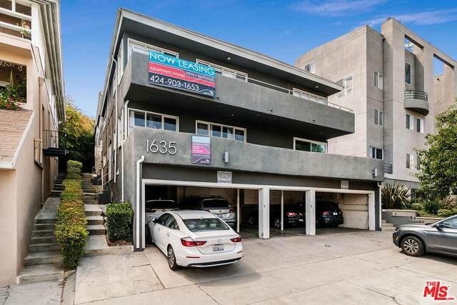 1635 S Beverly Glen Blvd, Los Angeles, CA 90024 (#21-787756) :: The Pratt Group