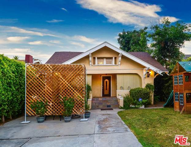 5021 S Gramercy Pl, Los Angeles, CA 90062 (#21-787760) :: The Pratt Group
