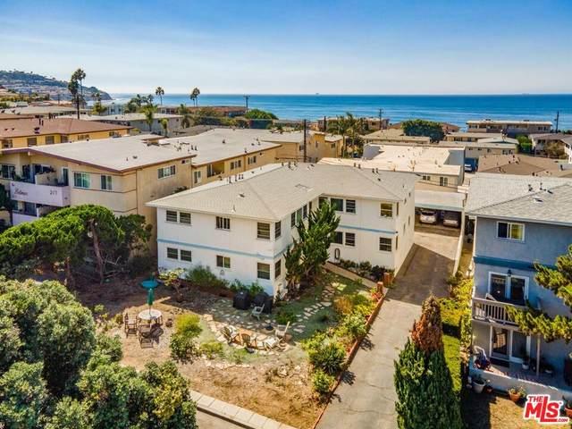 313 Calle Miramar, Redondo Beach, CA 90277 (#21-787786) :: Lydia Gable Realty Group
