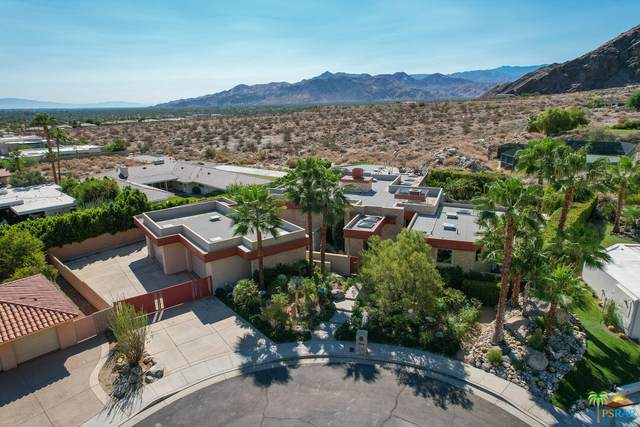 594 Camino Calidad, Palm Springs, CA 92264 (MLS #21-787940) :: Brad Schmett Real Estate Group