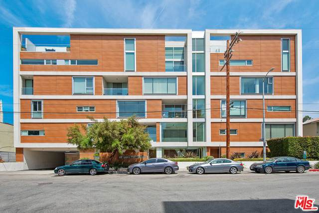 6735 Yucca St #404, Los Angeles, CA 90028 (#21-788042) :: The Parsons Team