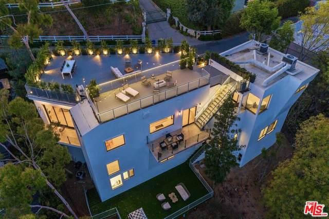 2376 Kimridge Rd, Beverly Hills, CA 90210 (#21-788068) :: The Suarez Team