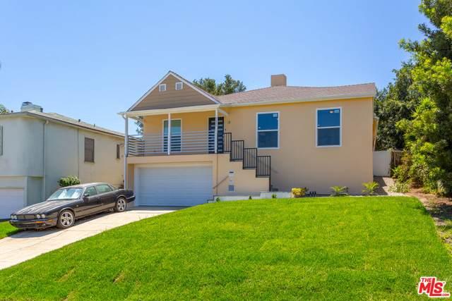 5635 S Verdun Ave, Los Angeles, CA 90043 (MLS #21-788138) :: The Jelmberg Team
