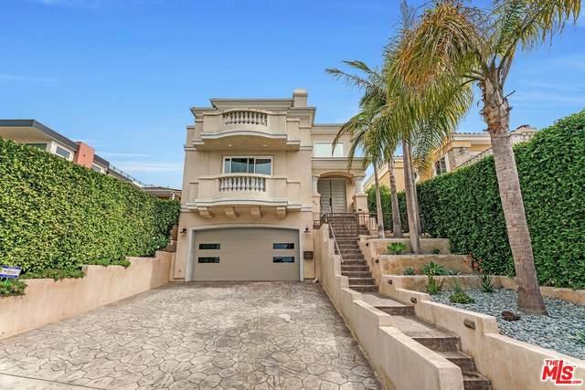 524 S Francisca Ave, Redondo Beach, CA 90277 (#21-788218) :: Vida Ash Properties   Compass