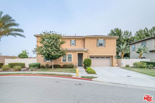 12594 Juniper Ter, Santa Fe Springs, CA 90670 (#21-788348) :: The Bobnes Group Real Estate