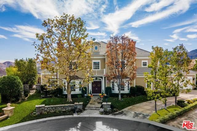 2785 Queens Garden Ct, Thousand Oaks, CA 91361 (#21-788368) :: Vida Ash Properties | Compass