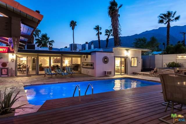 410 E Lindsey Dr, Palm Springs, CA 92262 (#21-788380) :: The Pratt Group