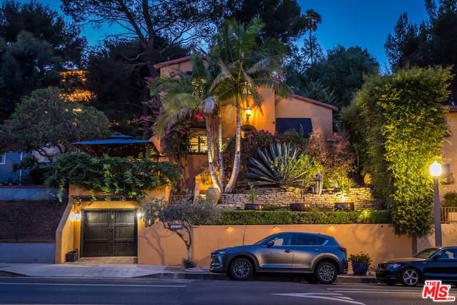 3455 Griffith Park Blvd, Los Angeles, CA 90027 (#21-788430) :: Compass