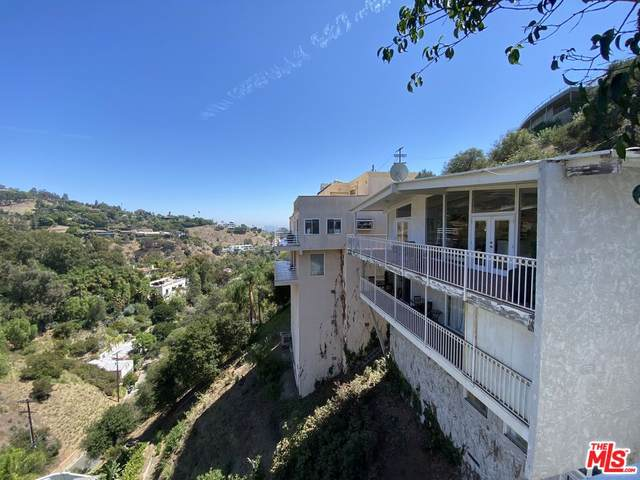 10090 Cielo Dr, Beverly Hills, CA 90210 (#21-788476) :: Compass