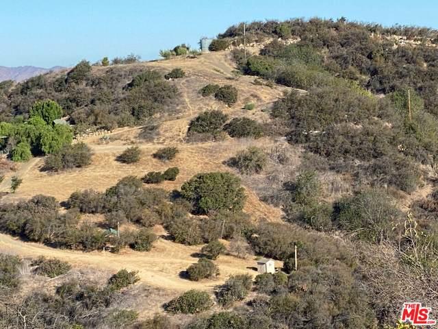 Henry Ridge, Topanga, CA 90290 (#21-788544) :: Berkshire Hathaway HomeServices California Properties