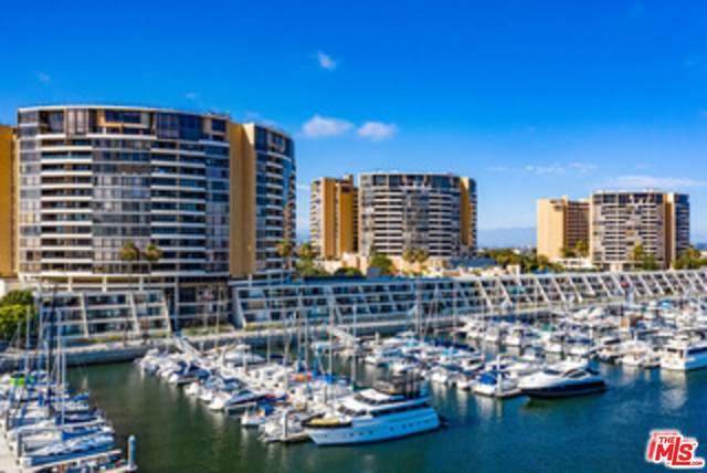 4337 Marina City Dr Ph40, Marina Del Rey, CA 90292 (MLS #21-788550) :: The John Jay Group - Bennion Deville Homes