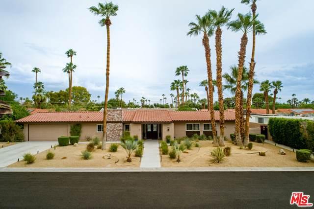 396 N Burton Way, Palm Springs, CA 92262 (#21-788580) :: The Bobnes Group Real Estate