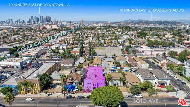 405 N Soto St, Los Angeles, CA 90033 (#21-788584) :: The Pratt Group