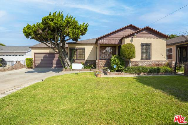 3201 W 108Th St, Inglewood, CA 90303 (MLS #21-788698) :: The John Jay Group - Bennion Deville Homes