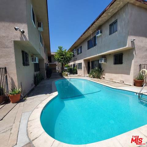 6850 Morella Ave #13, North Hollywood, CA 91605 (#21-788756) :: The Bobnes Group Real Estate