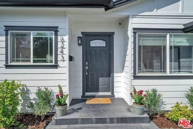 6243 Fulcher Ave, North Hollywood, CA 91606 (#21-788768) :: Vida Ash Properties | Compass