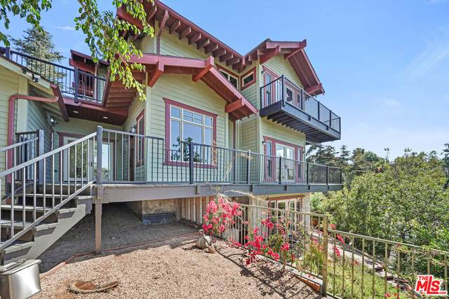 458 Rustic Dr, Los Angeles, CA 90065 (#21-788772) :: Vida Ash Properties | Compass