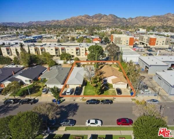 10229 Eton Ave, Chatsworth, CA 91311 (#21-788788) :: Vida Ash Properties | Compass