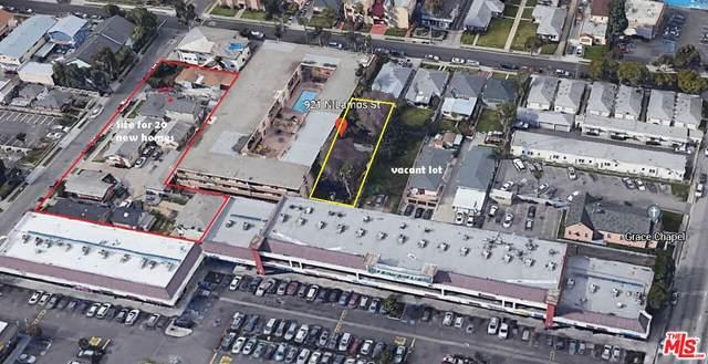 921 Lamos St, Inglewood, CA 90302 (#21-788802) :: The Pratt Group