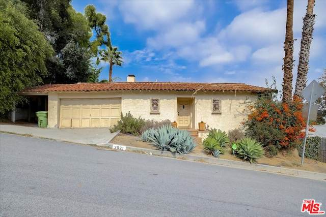 3621 Northland Dr, View Park, CA 90008 (#21-788832) :: The Pratt Group