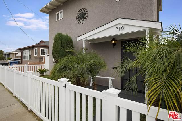 710 N Neptune Ave, Wilmington, CA 90744 (#21-788846) :: Vida Ash Properties | Compass