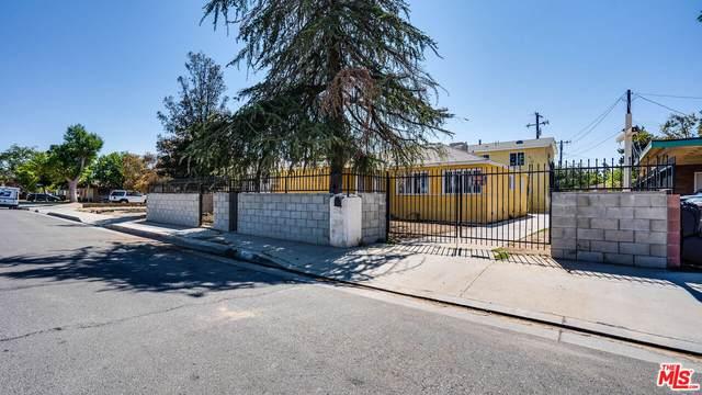 852 W Milling St #2, Lancaster, CA 93534 (#21-788964) :: The Bobnes Group Real Estate