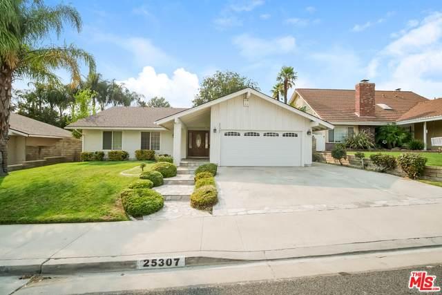 25307 Via Artina, Santa Clarita, CA 91355 (#21-788972) :: Vida Ash Properties | Compass
