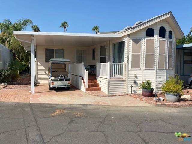 69801 Ramon Rd #236, Cathedral City, CA 92234 (#21-788974) :: The Bobnes Group Real Estate
