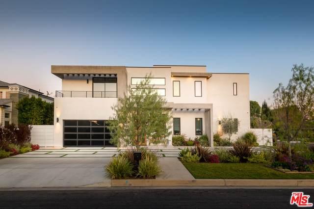5100 Sophia Ave, Encino, CA 91436 (#21-789094) :: Berkshire Hathaway HomeServices California Properties