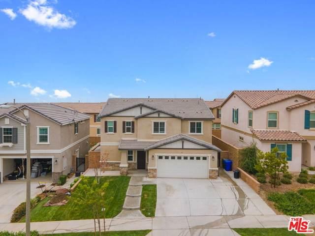 5576 Soriano Way, Fontana, CA 92336 (#21-789104) :: Vida Ash Properties | Compass
