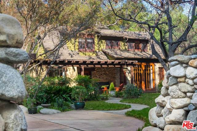 807 Las Palmas Rd, Pasadena, CA 91105 (#21-789300) :: Vida Ash Properties | Compass