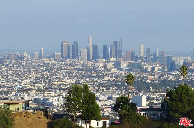 8371 Utica Drive, Los Angeles, CA 90046 (#21-789340) :: The Bobnes Group Real Estate