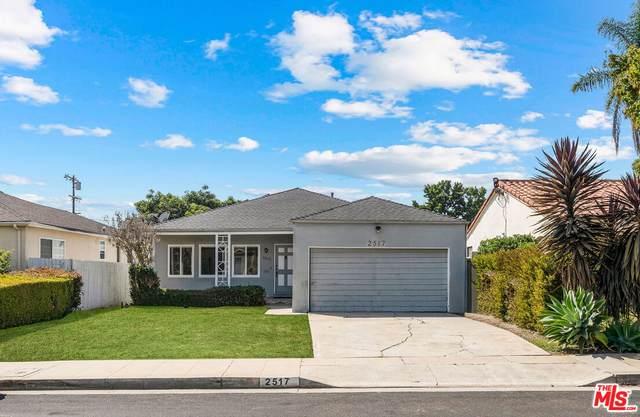 2517 Tilden Ave, Los Angeles, CA 90064 (#21-789530) :: The Pratt Group