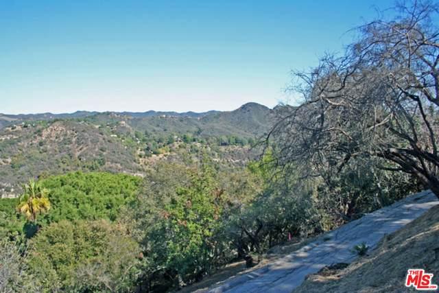 0 Skyline, Topanga, CA 90290 (#21-789560) :: Berkshire Hathaway HomeServices California Properties