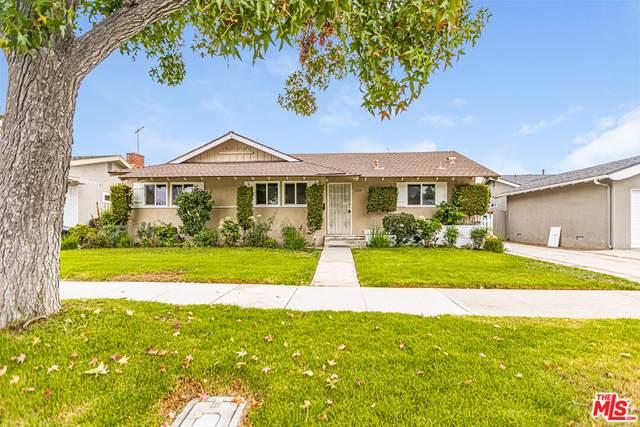 1334 E Orange Grove Ave, Orange, CA 92867 (#21-789718) :: The Bobnes Group Real Estate