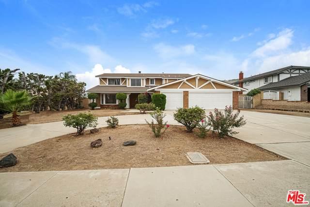2205 Baseline Rd, La Verne, CA 91750 (#21-789722) :: The Bobnes Group Real Estate