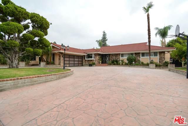 18680 Kenya St, Northridge, CA 91326 (#21-789814) :: Berkshire Hathaway HomeServices California Properties