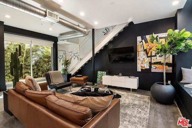 1137 Hacienda Pl #102, West Hollywood, CA 90069 (#21-789836) :: The Bobnes Group Real Estate