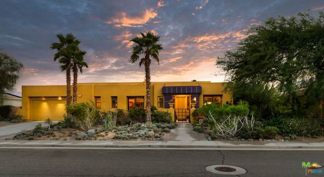 1441 Amelia Way, Palm Springs, CA 92262 (#21-789866) :: The Bobnes Group Real Estate