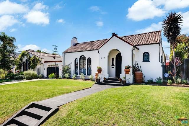 215 N Gower St, Los Angeles, CA 90004 (MLS #21-790384) :: Zwemmer Realty Group