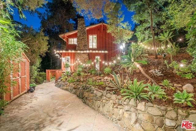 2651 Laurel Canyon Blvd, Los Angeles, CA 90046 (#21-790476) :: The Pratt Group