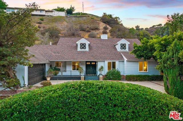 2279 Coldwater Canyon Dr, Beverly Hills, CA 90210 (#21-790548) :: Lydia Gable Realty Group