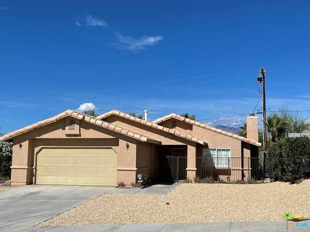 9631 San Simeon Dr, Desert Hot Springs, CA 92240 (MLS #21-790628) :: Zwemmer Realty Group
