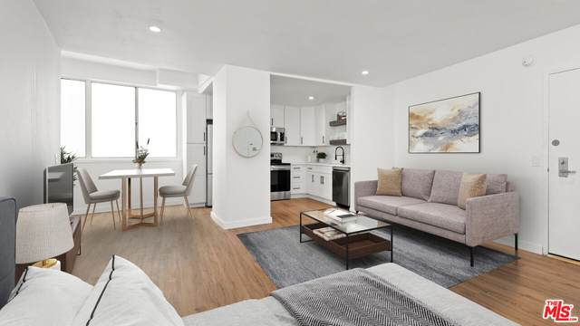 7250 Franklin Ave #406, Los Angeles, CA 90046 (#21-790814) :: The Bobnes Group Real Estate