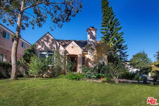 1105 S La Peer Dr, Los Angeles, CA 90035 (#21-790886) :: The Bobnes Group Real Estate